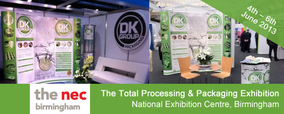DKP at packing show